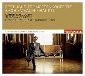 Festliche Trompetenkonzerte. Von Bach, Händel, Telemann, Vivaldi