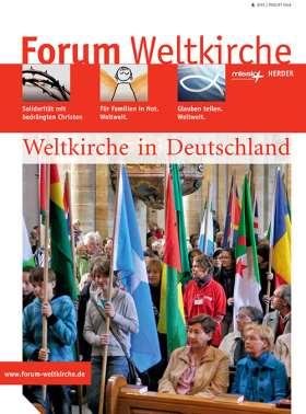 Forum Weltkirche - 4/2015