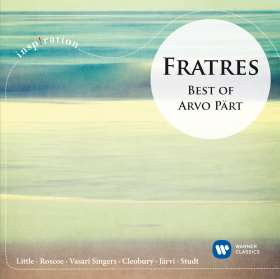 Fratres. Best of Arvo Pärt