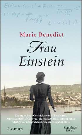 Frau Einstein. Roman