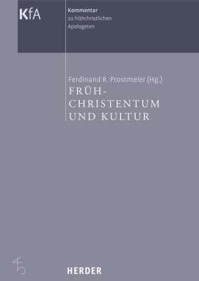 Frühchristentum und Kultur