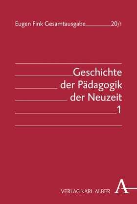 Geschichte der Pädagogik der Neuzeit, Teilband 1 Book Cover
