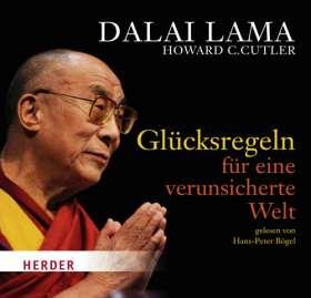 Glücksregeln für eine verunsicherte Welt. gelesen von Hans-Peter Bögel (2CDs)