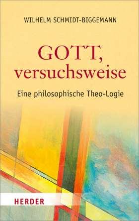 Gott, versuchsweise. Eine philosophische Theo-Logie
