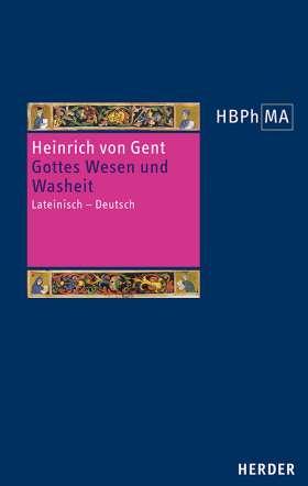 Gottes Wesen und Washeit. Artikel 21-24 der Summa. Lateinisch – Deutsch. Eingeleitet und übersetzt von Julian Joachim