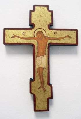 Griechisches Ikonenkreuz