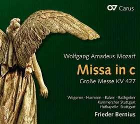 Große Messe in c-Moll KV 427