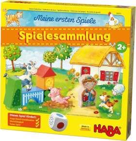 HABA - Meine ersten Spiele – Spielesammlung