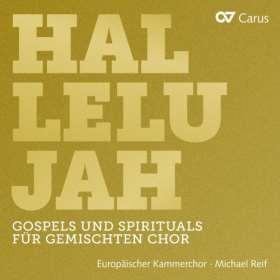 Hallelujah. Gospels und Spirituals für gemischten Chor