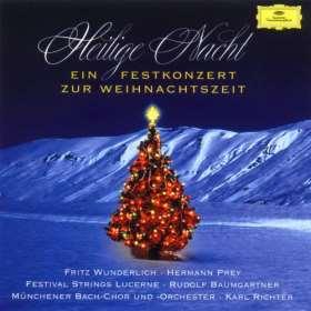 Heilige Nacht. Ein Festkonzert zur Weihnachtszeit