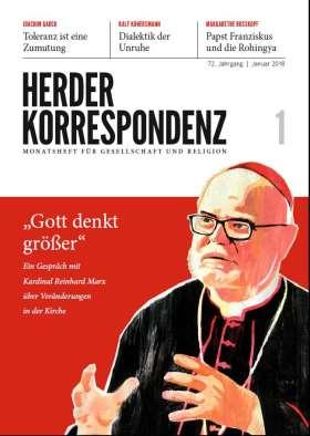 Herder Korrespondenz - 01/2018