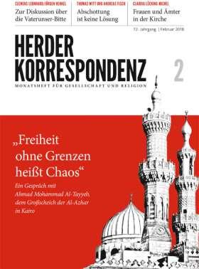 Herder Korrespondenz - 02/2018
