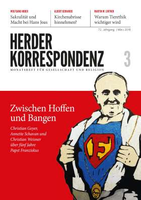 Herder Korrespondenz - 03/2018