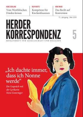 Herder Korrespondenz - 05/2018