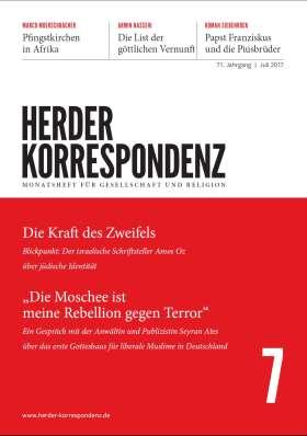 Herder Korrespondenz - 07/2017