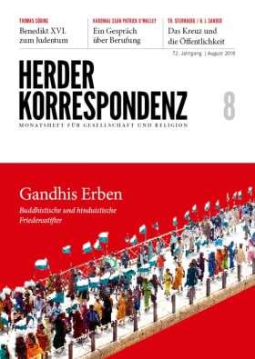 Herder Korrespondenz - 08/2018