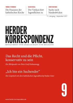 Herder Korrespondenz - 09/2017