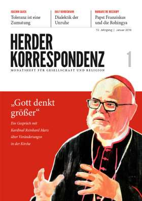 Herder Korrespondenz - 1/2018
