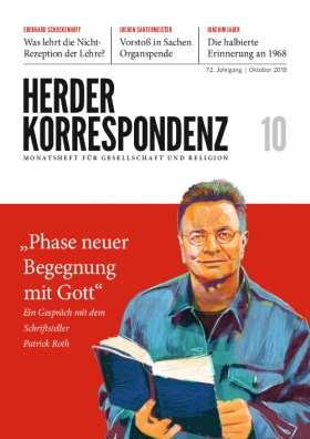 Herder Korrespondenz - 10/2018