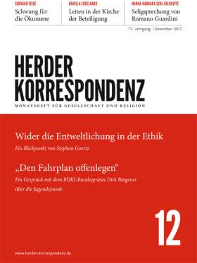 Herder Korrespondenz - 12/2017