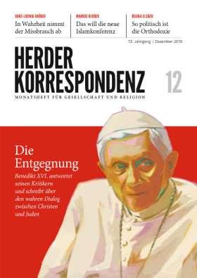Herder Korrespondenz - 12/2018