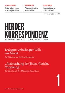 Herder Korrespondenz - 1/2017