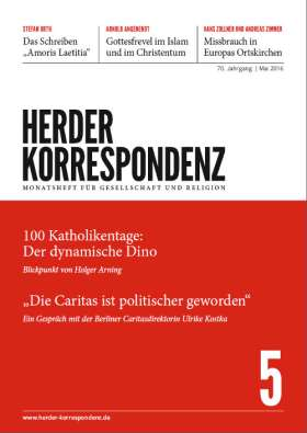Herder Korrespondenz - 5/2016
