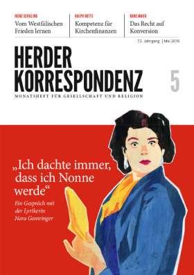 Herder Korrespondenz - 5/2018