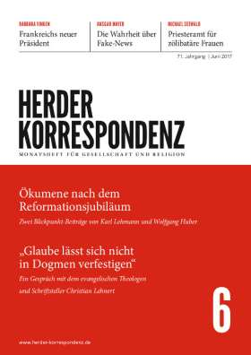 Herder Korrespondenz - 6/2017