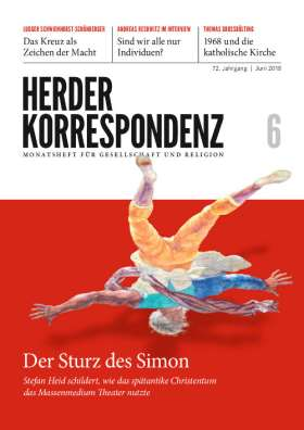 Herder Korrespondenz - 6/2018
