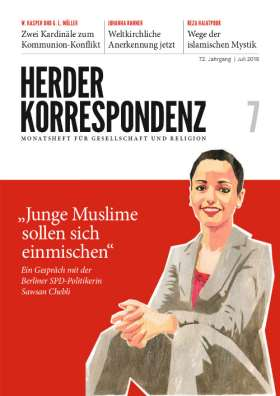 Herder Korrespondenz - 7/2018