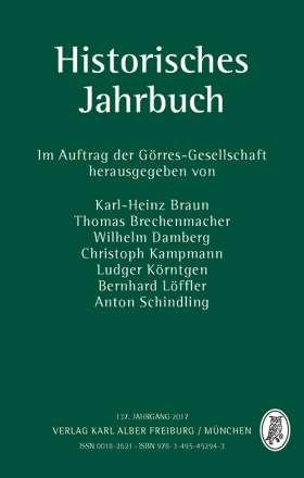 Historisches Jahrbuch. 137. Jahrgang 2017