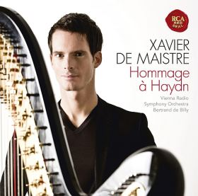 Hommage a Haydn. Harfenkonzerte