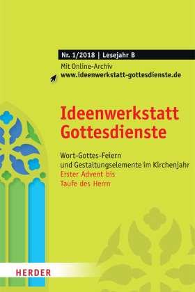 Ideenwerkstatt Gottesdienste - 1/2018
