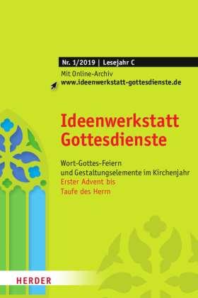 Ideenwerkstatt Gottesdienste - 1/2019