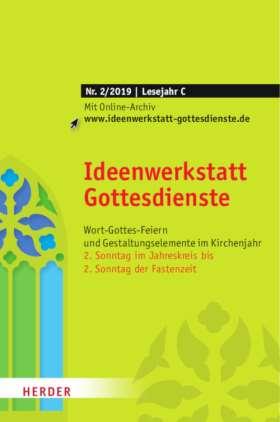 Ideenwerkstatt Gottesdienste - 2/2019