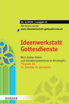 Ideenwerkstatt Gottesdienste - 4/2018