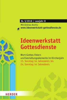 Ideenwerkstatt Gottesdienste - 5/2018