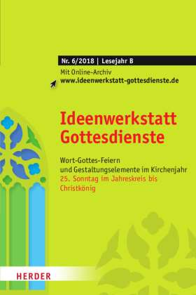Ideenwerkstatt Gottesdienste - 6/2018
