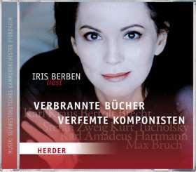 Iris Berben liest: Verbrannte Bücher, verfemte Komponisten