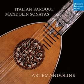 Italienische Barocksonaten für Mandoline und B. c.