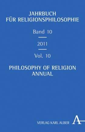 Jahrbuch für Religionsphilosophie. Band 10, 2011