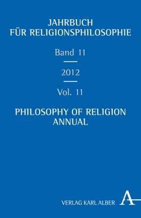 Jahrbuch für Religionsphilosophie. Band 11, 2012