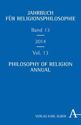 Jahrbuch für Religionsphilosophie. Band 13, 2014