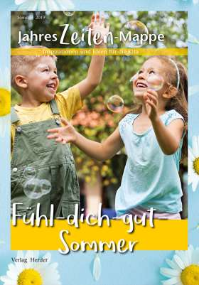 JahresZeiten-Mappe: Fühl-dich-gut-Sommer