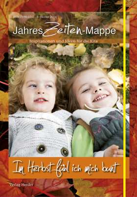 """JahresZeiten-Mappe """"Herbst"""""""