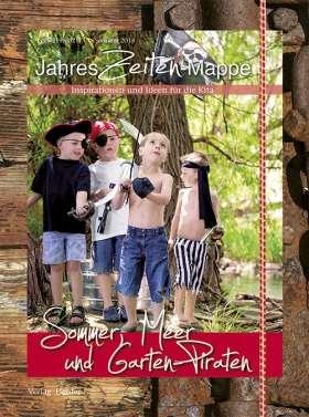 Jahreszeiten-Mappe: Sommer, Meer und Garten-Piraten
