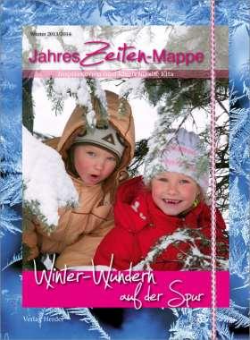 JahresZeiten-Mappe Winter-Wundern auf der Spur