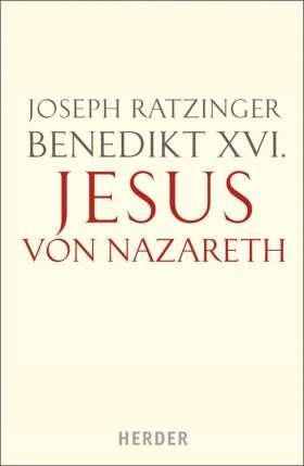 Jesus von Nazareth. Erster Teil. Von der Taufe im Jordan bis zur Verklärung. Geschenkausgabe mit Audio CD