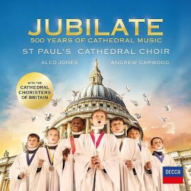 Jubilate. 500 years of cathedral music